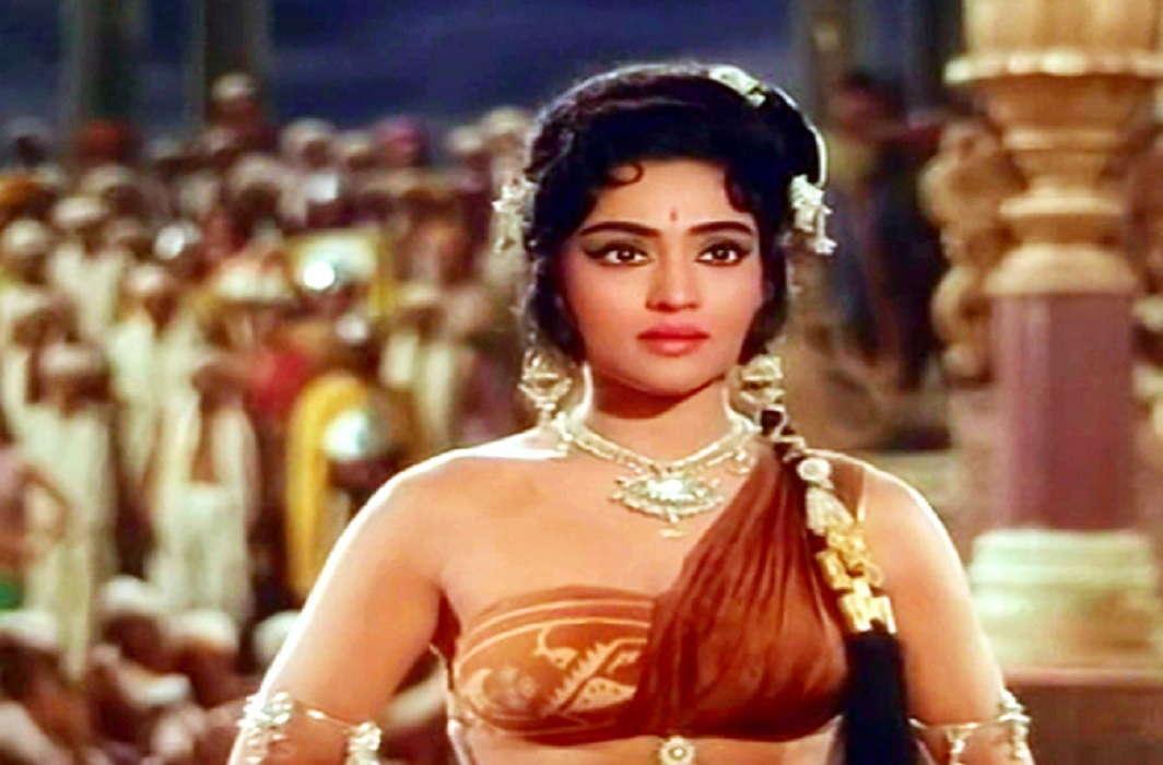 Vaijayanti Mala recognizes South Indian actresses in Bollywood