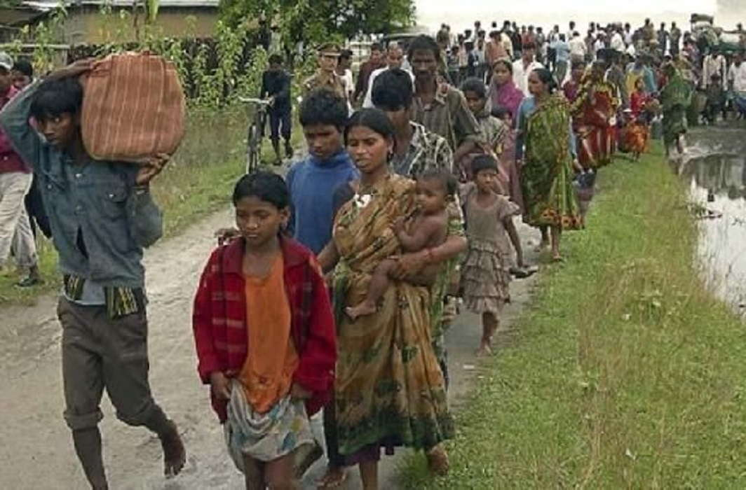 Voices rising against the Bangladeshis in Devloomi Haridwar