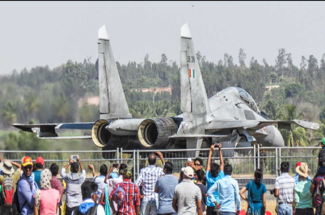 Air force protested against shifting of Aero India to Lucknow, Kumaraswam wrote to PM