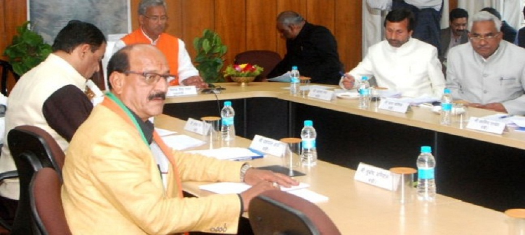 Trivedi cabinet gives green signal to several proposals