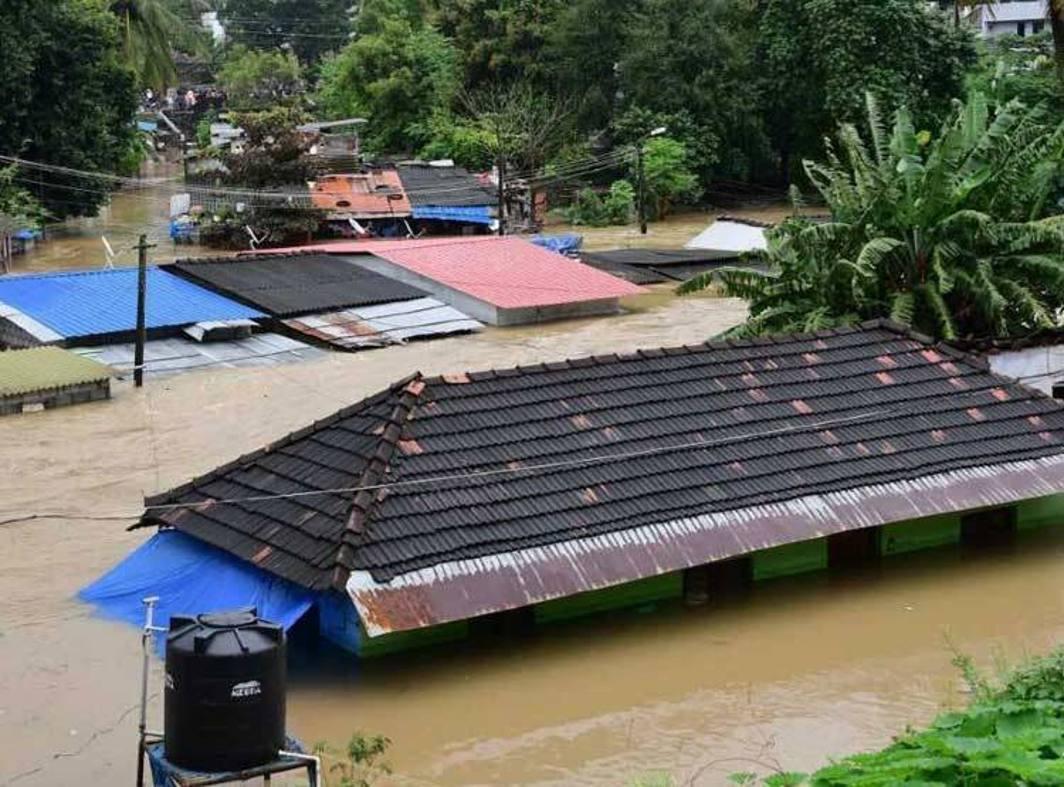 heavy rain and Landslide in Kerala, 26 people died