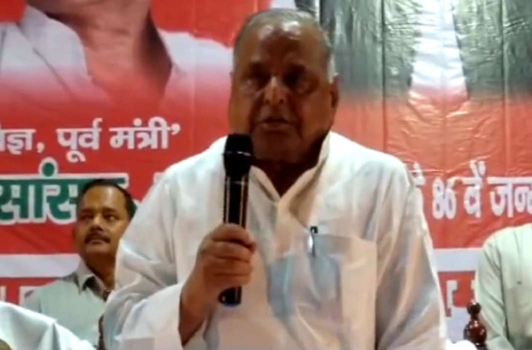 pain of Mulayam Singh Yadav expressed again