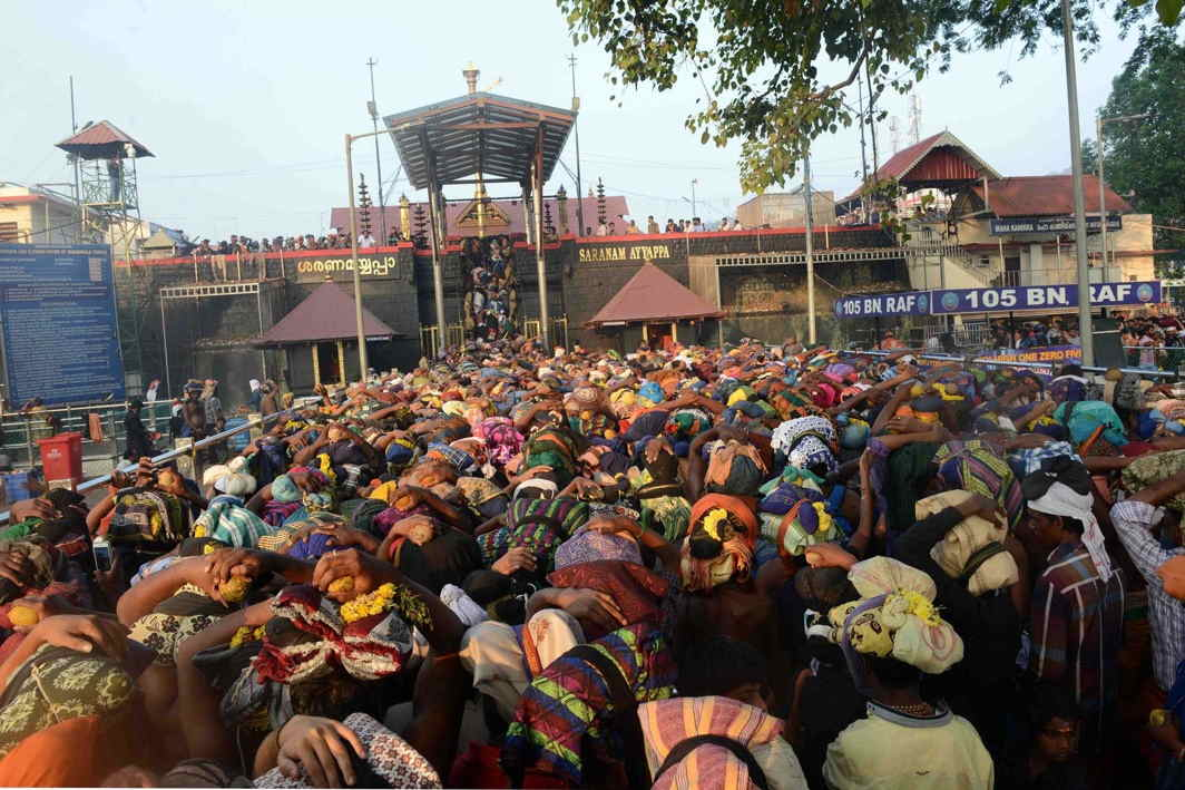 Saberimala case: Supreme Court said Every class and anyone here can come in Temple
