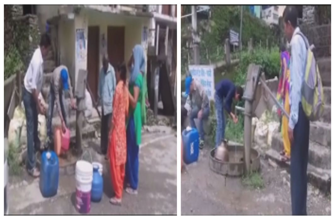 Pauri district of Uttarakhand facing water scarcity