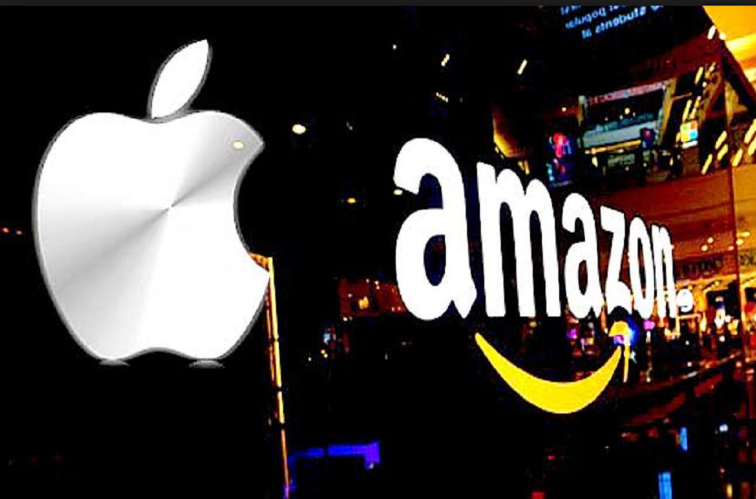 Amazon is the world's second-trillion dollar company after Apple