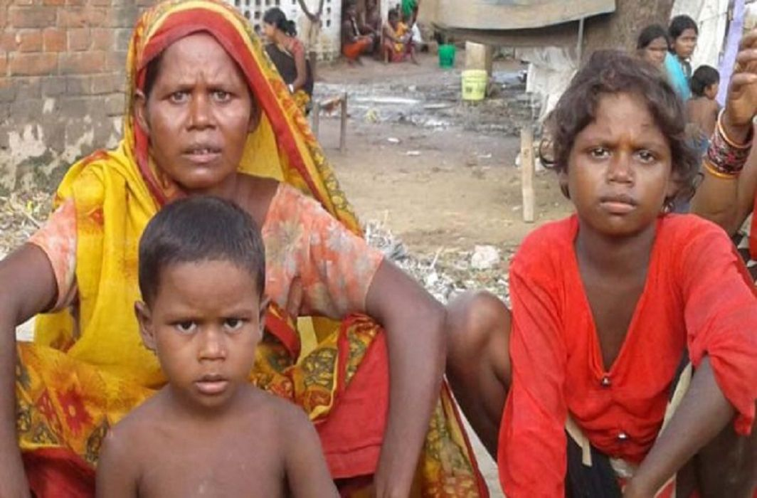 In the good governance government, two children die due to hunger