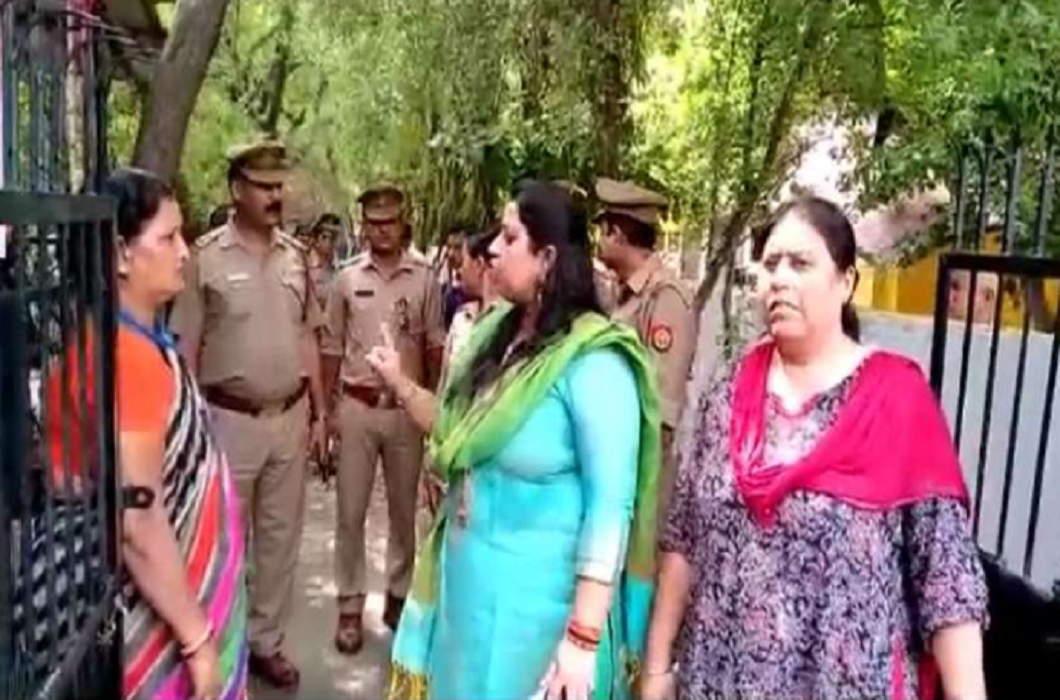 Noida shelter home raid, many luxury items recovered