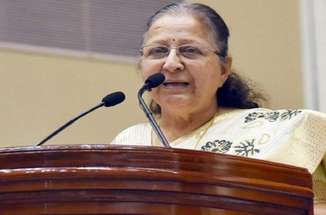 Sumitra Mahajan on the SC-ST Act- we can not take chocolate forcibly from children