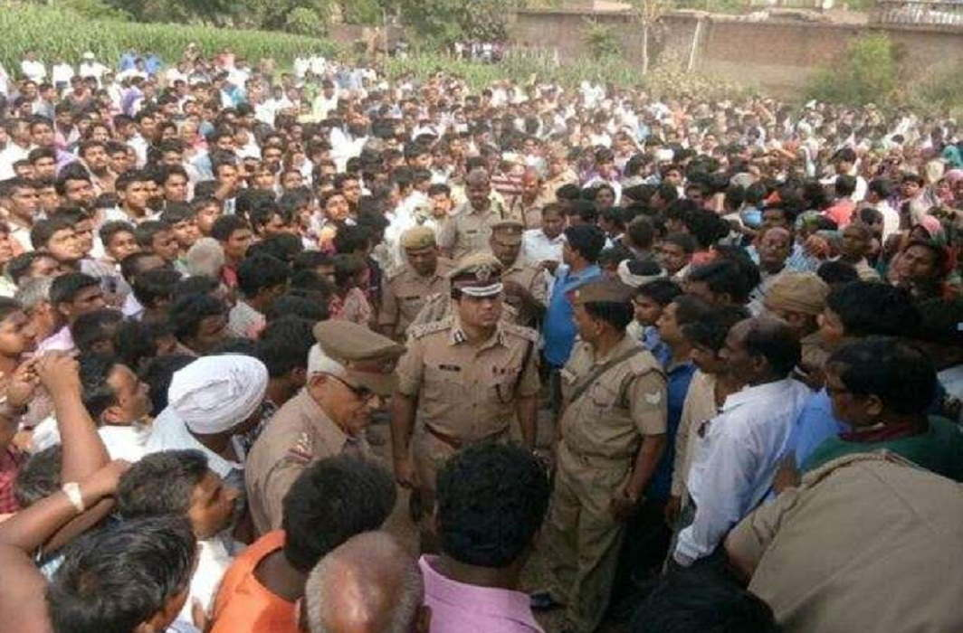 Four people murdered in the same family In Allahabad
