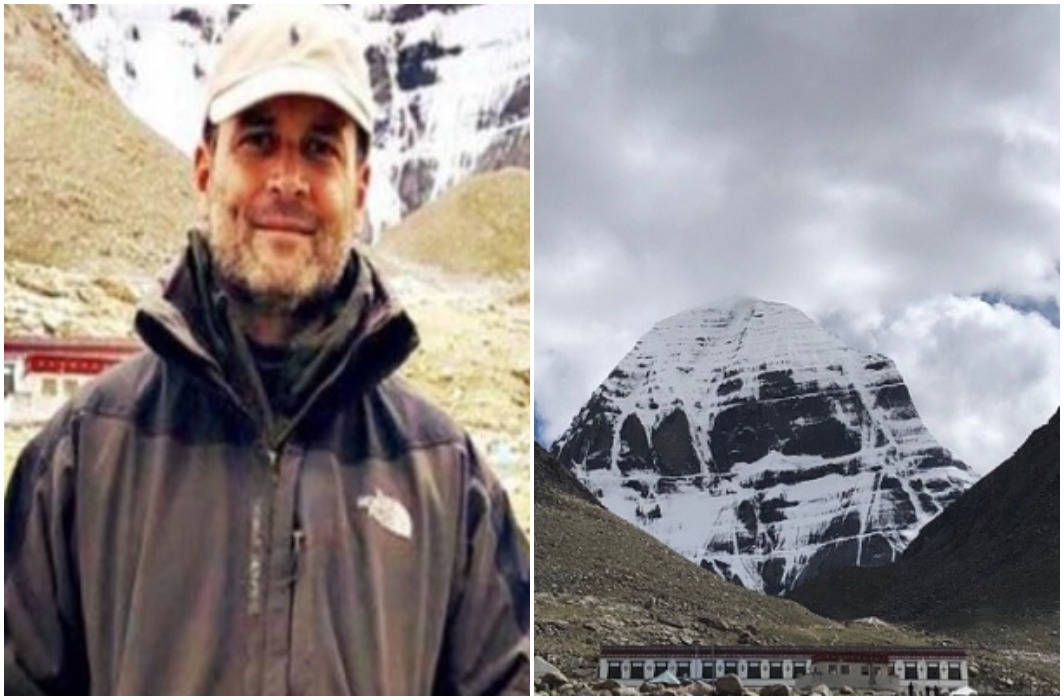 BJP told Pretense to Kailash Manasarovar Yatra of Rahul Gandhi and congress showed evidences