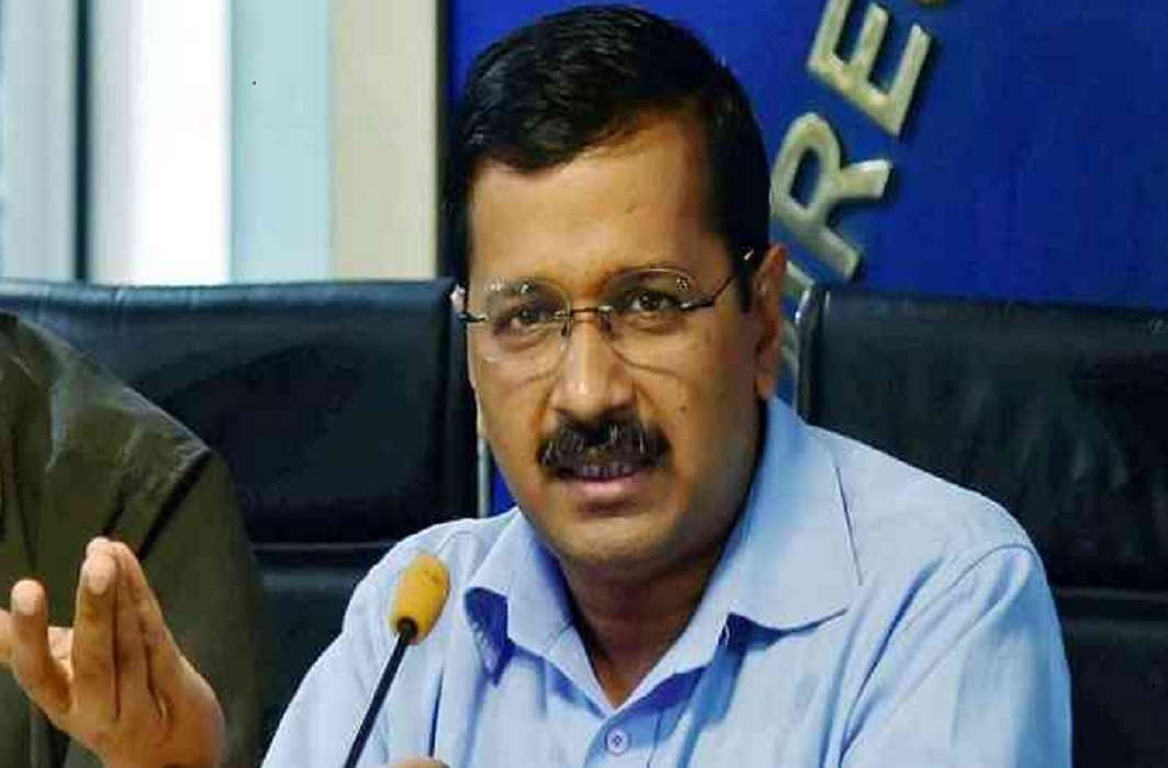 CM Arvind Kejriwal adviced that uttar pradesh should devided into four region