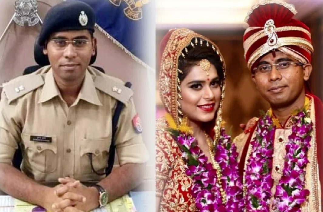 doctor Can not save Kanpur IPS Surendra Das and Last breath in hospital