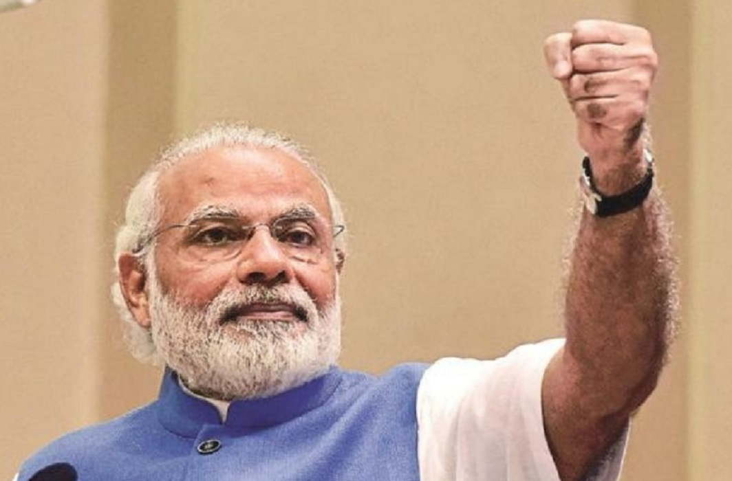 PM Modi gave Namo mantra in BJP's national executive meeting