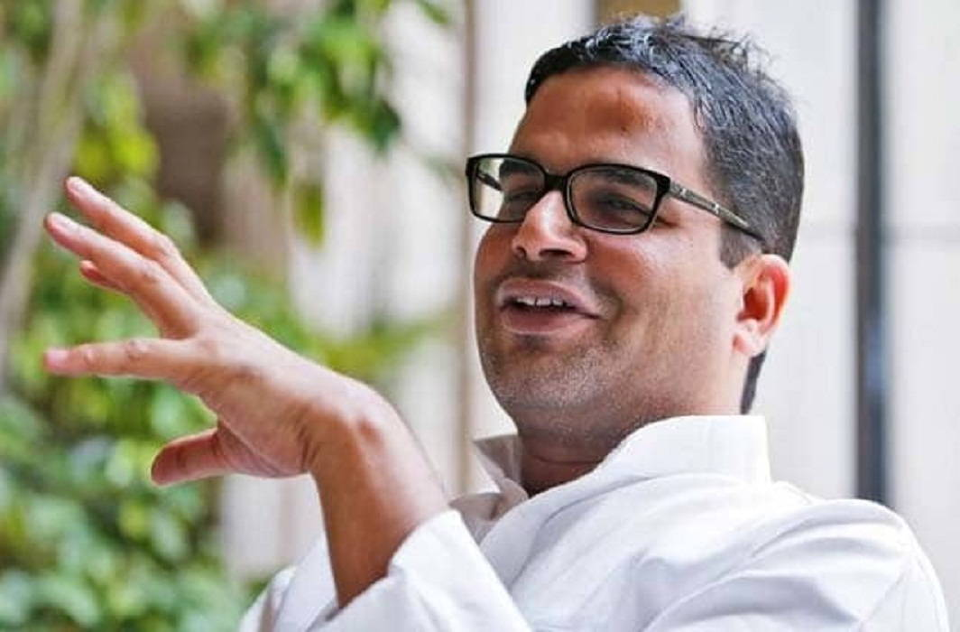 Prashant kishore will not be strategist in the election and will do politics itself