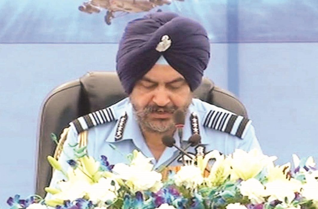 Air Force chief told Benefit of Rafael Deal