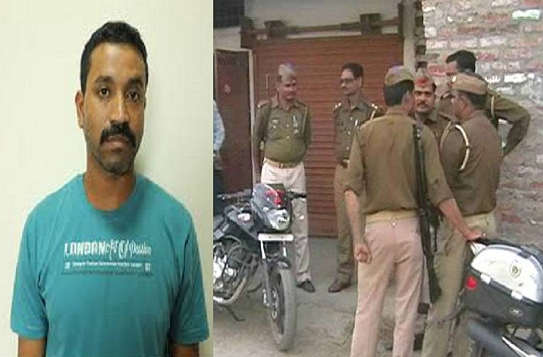 Terrorists of Hizbul Mujahideen Arrested From Kanpur
