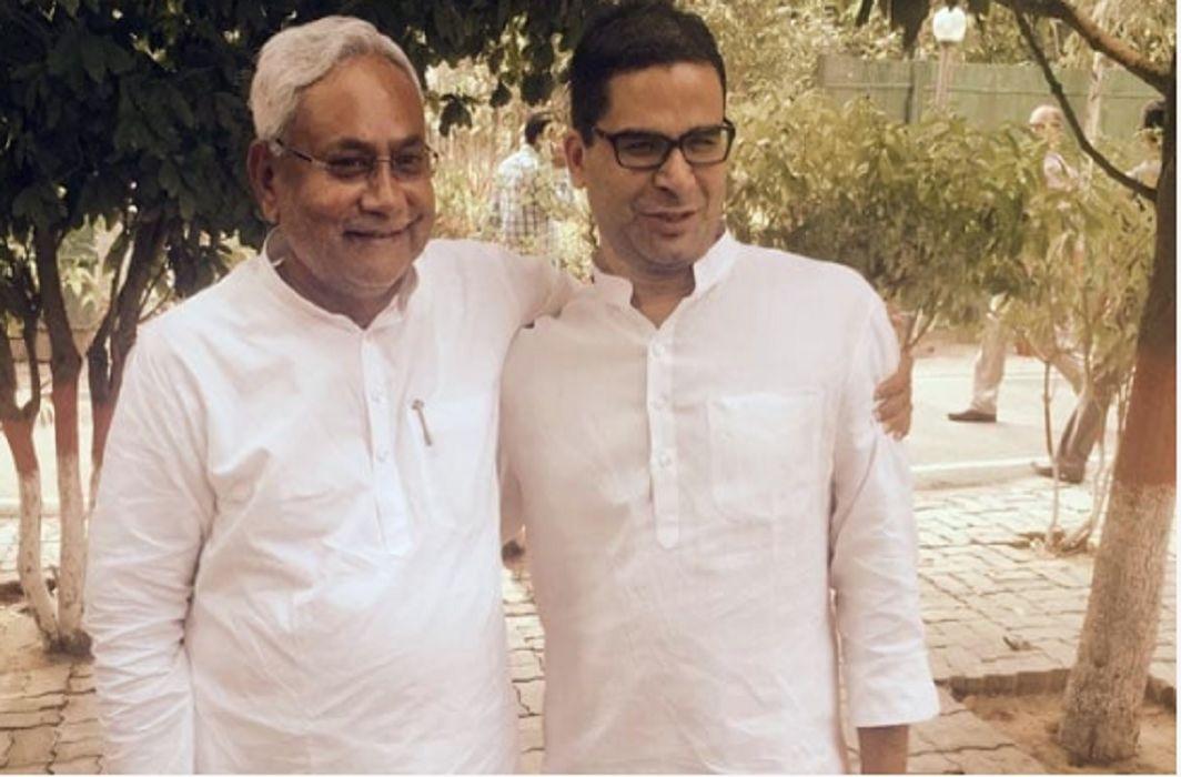 Political strategist Prashant Kishor joins Nitish Kumar's JD(U)