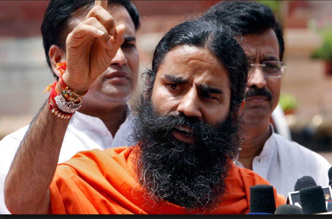 Ramdev statement on Rising prices of petrol and diesel