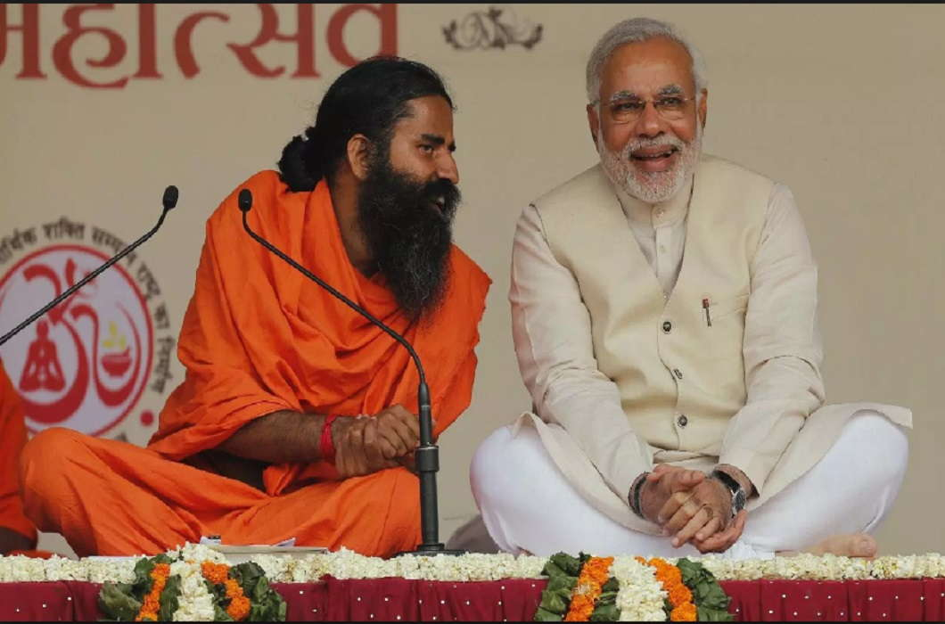 Ramdev's offer to the Modi government and Petrol and diesel will sell for 35-40 rupees per liter