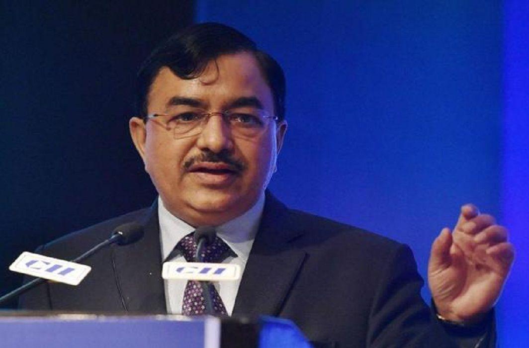 CBDT chairman Sushil Chandra