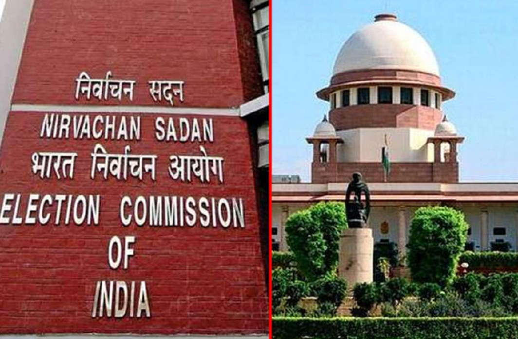 Election commission on Congress and congress repeatedly going to the Supreme Court in Madhya Pradesh