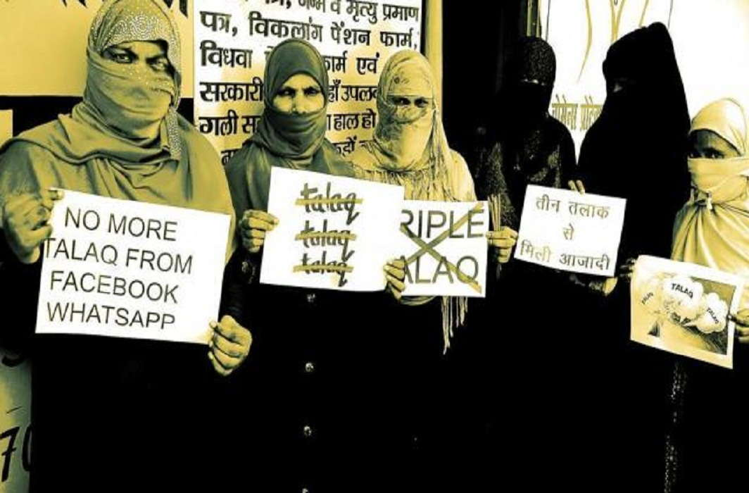 Three-year jail for triple talaq, Cabinet approval for ordinance