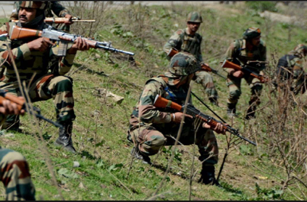 Pakistani soldiers killed to BSF jawan in Jammu Kashmir and High alert on the border