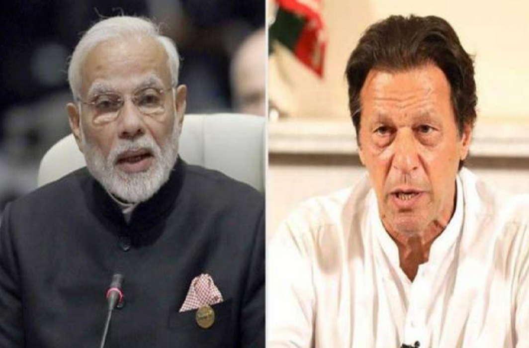 NArendra Modi & Imran Khan