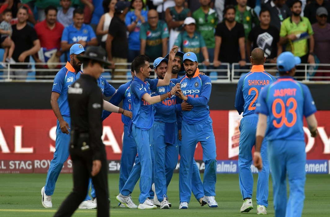 India beat Pakistan by eight wickets in Asia Cup 2018
