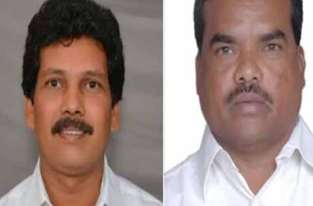 Maoists attack terrorists, two TDP leaders shot dead