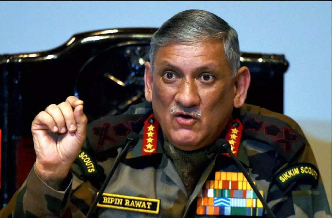 Army chief Bipin Rawat said- Keep the Surgical Strike Surprise