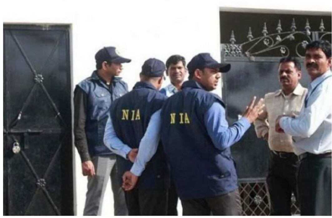 NIA busted Hafiz Saeed's terror funding module and Three arrested