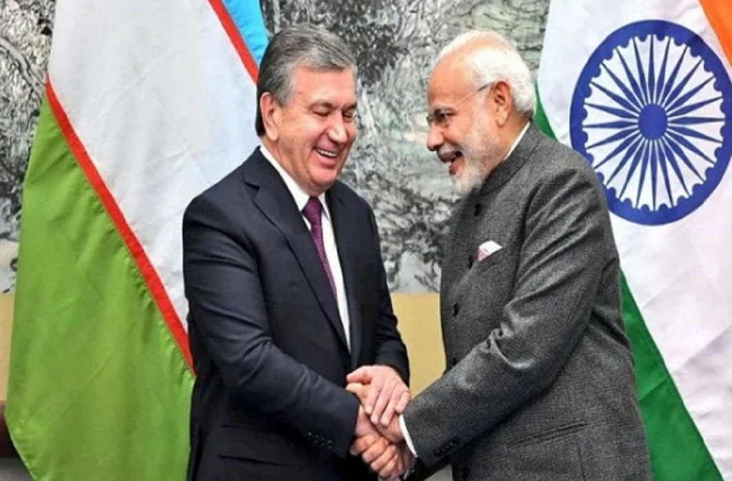 Uzbek President will visit India and also will see tajmahal