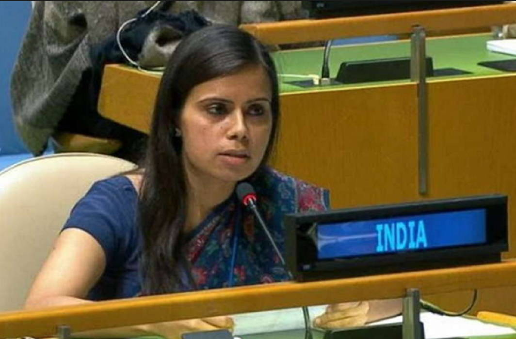India has Gave reply to pakistan On the charges of non-Pakistan in the UN