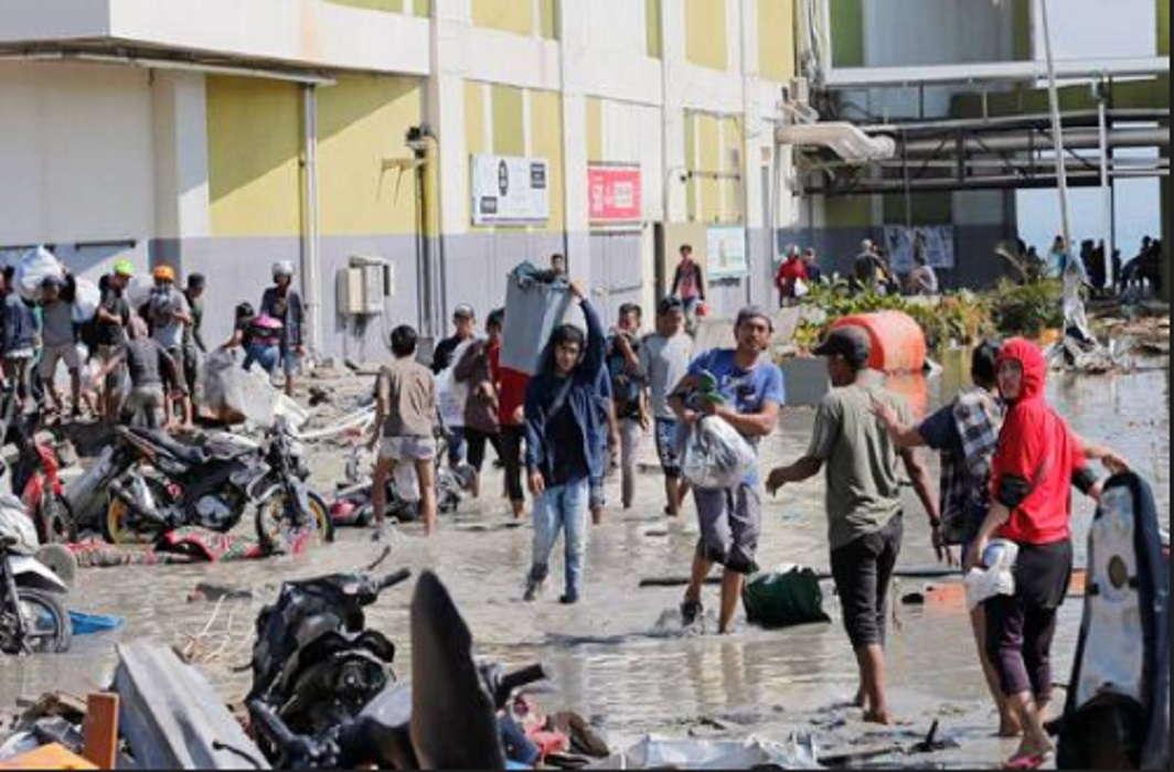 832 killed in earthquake in Indonesia