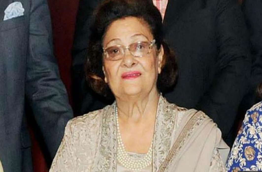 Raj Kapoor's wife Krishna died at age of 87