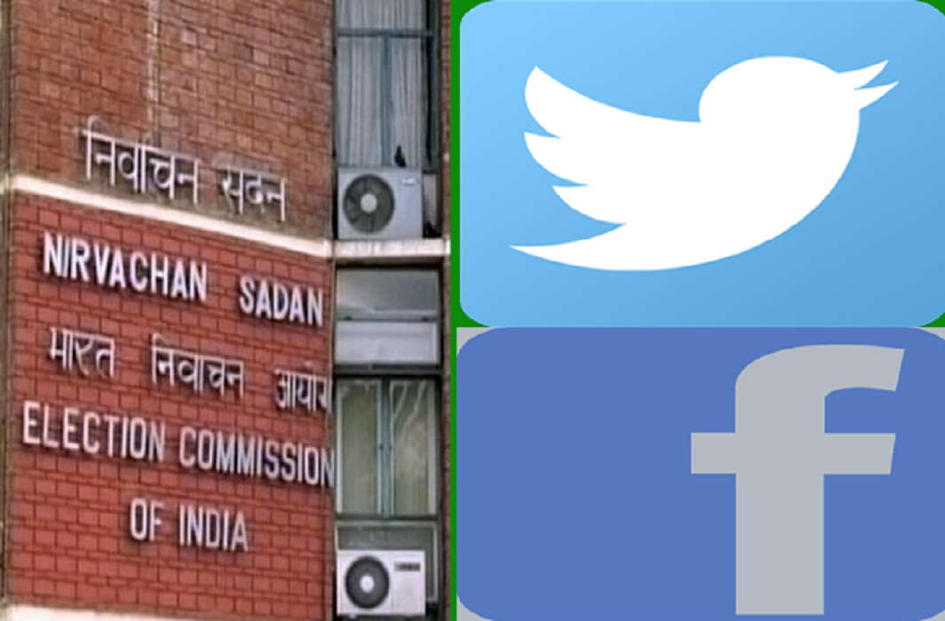 Facebook and Twitter will assure the Election Commission and we will help prevent fake news