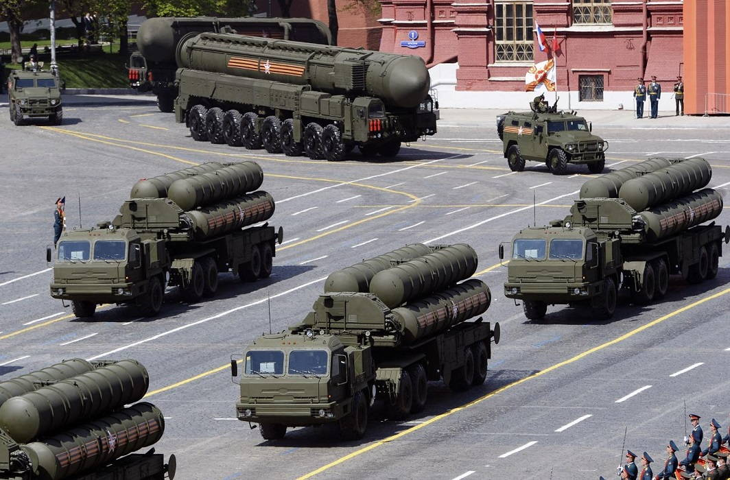 will India make America its enemy On Russian S-400 Air Defense System deal