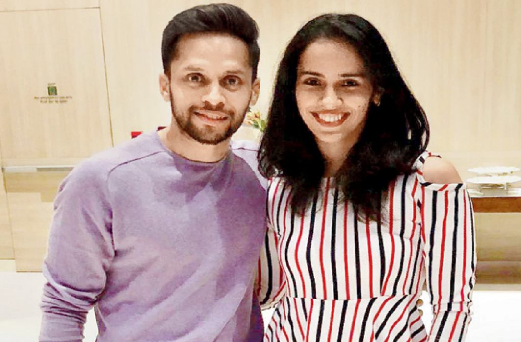 Saina said on a relationship with Kashyap that I have only 16 December date for Marriage.