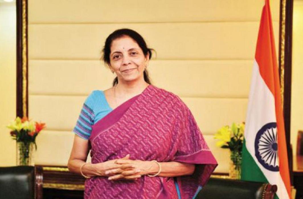 Defense Minister Nirmala Sitharaman