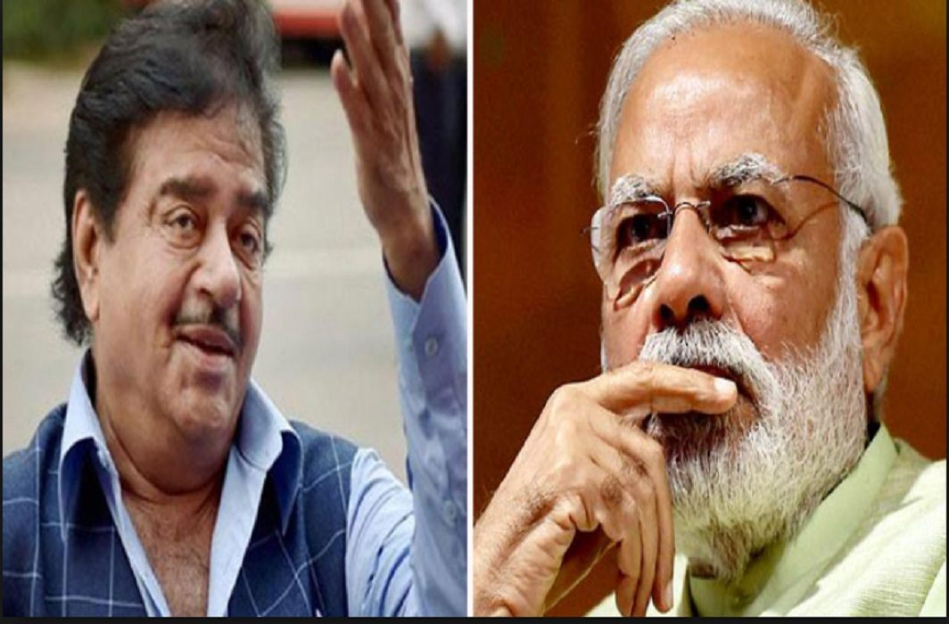 Shatrughan Sinha can contest from Kashi on SP ticket against PM Modi.