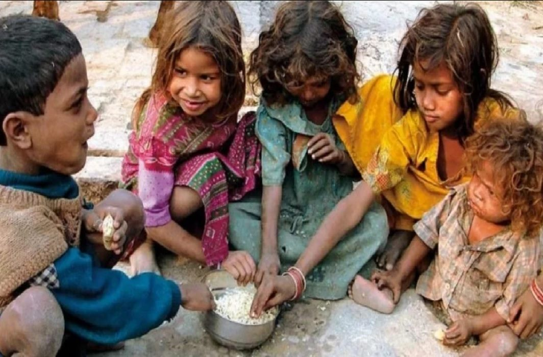 Global Hunger Index report says half of Jharkhand population does not get enough food