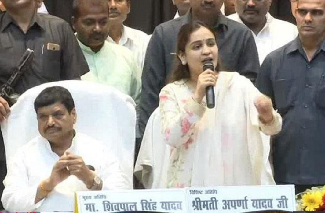 Mulayam Yadav's Daughter-in-law Aparna Sides With Shivpal Yadav and Join to Samajwadi Secular Morcha
