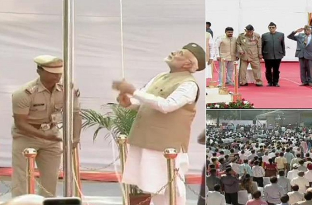 Azad Hind Government's 75th anniversary and PM Modi hoisted the Flag on Red Fort