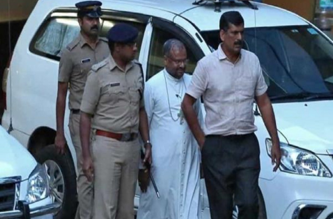 Priest who gave statement against Bishop Franco Mulakkal found dead in Kerala nun rape case