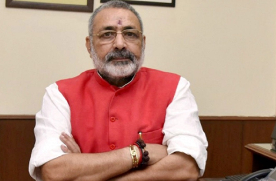 BJP's Giriraj Singh demands from JDU to changing name of Bakhtiyarpur