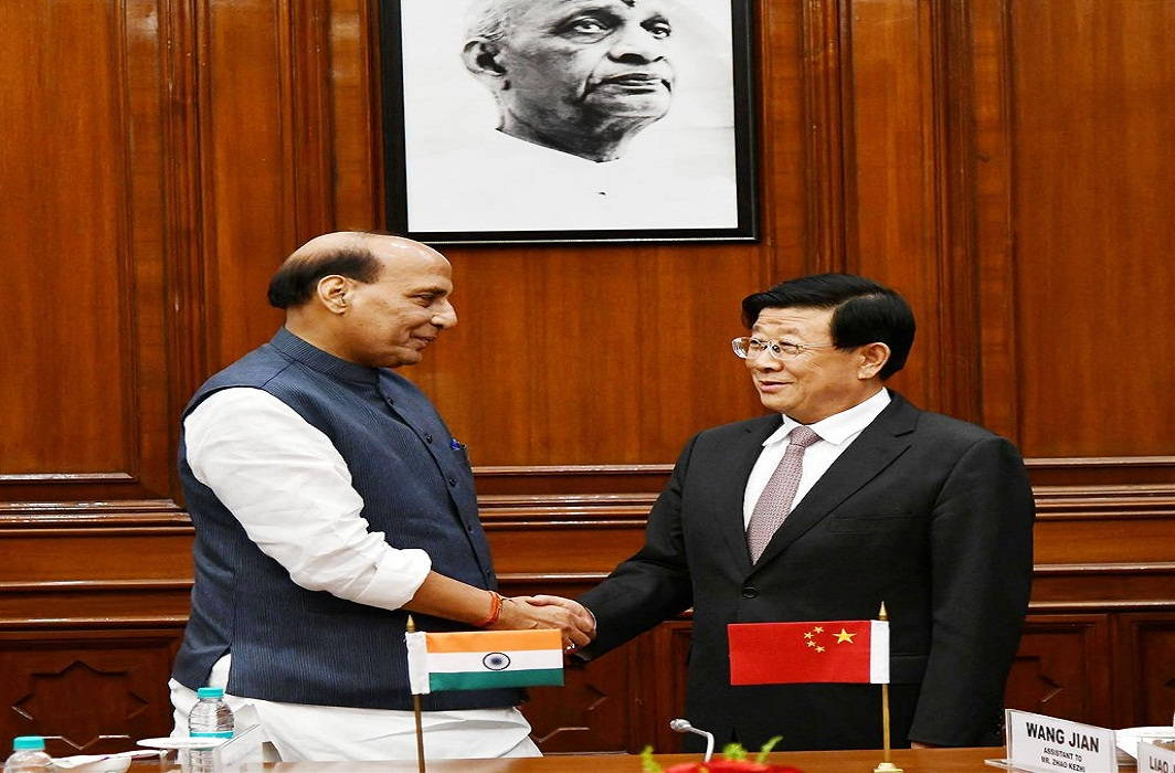 China soft on Arunachal and India's first internal security agreement in the presence of Rijiju