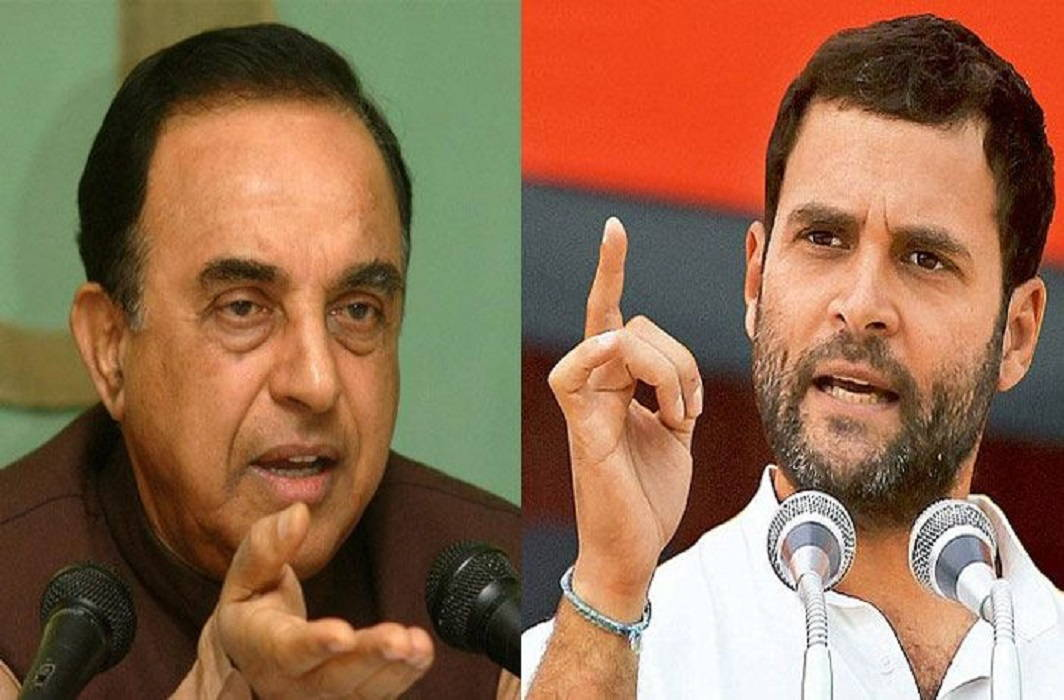 Opposition swooped on the action of Modi government on CBI chief, Subramanian Swamy also expressed objection