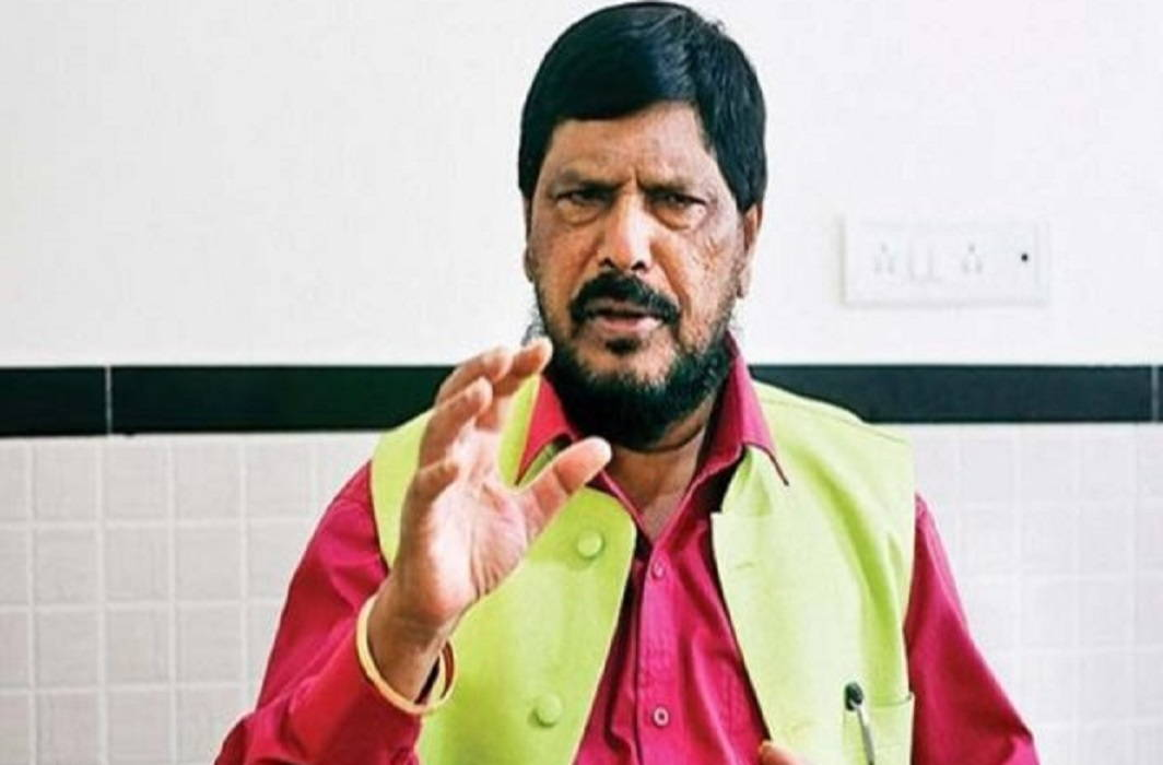 Ramdas Athawale reply to Pawar Said- abki Bar Fir Se Modi Sarkar