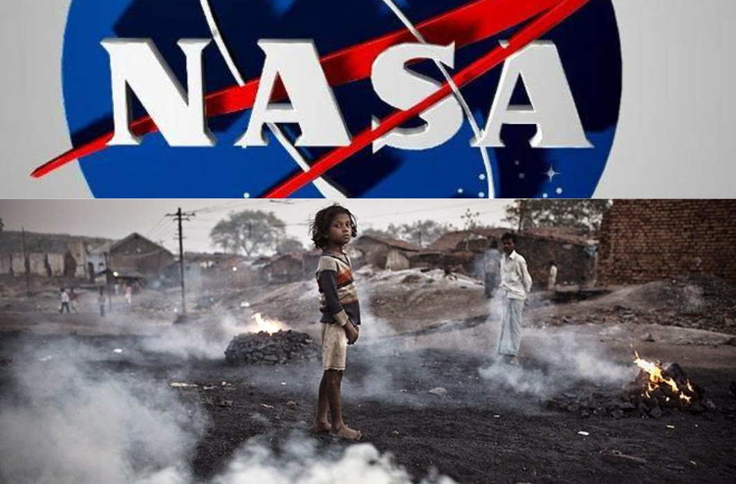 Jharia fire is increasing instead of decreasing and disclosure in NASA's report